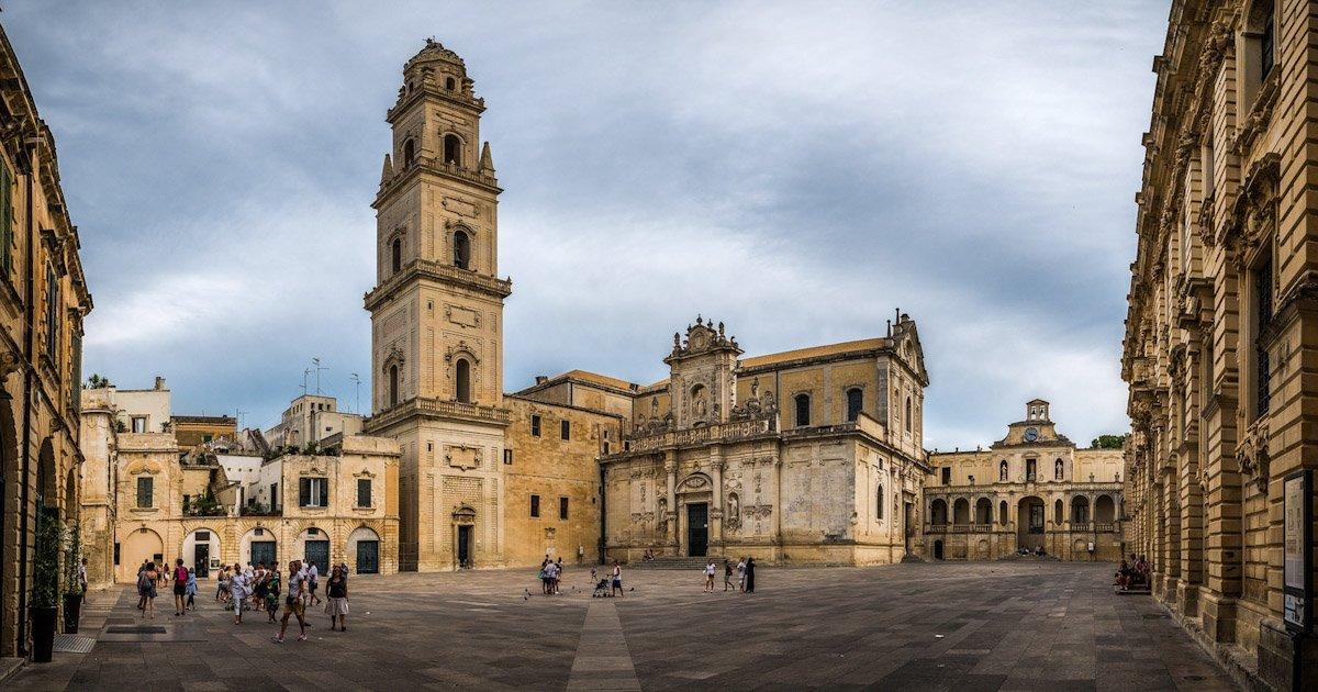 Il centro storico di Lecce - Orgoglio Salentino